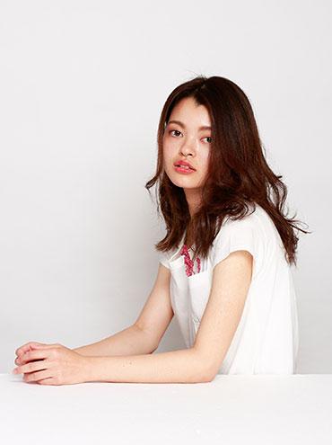 クセ毛風×セクシーロングカール